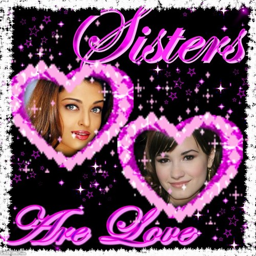 siters forver swear to me u always will be my sis