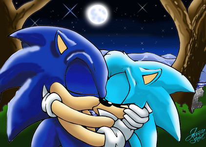 sonic and winter
