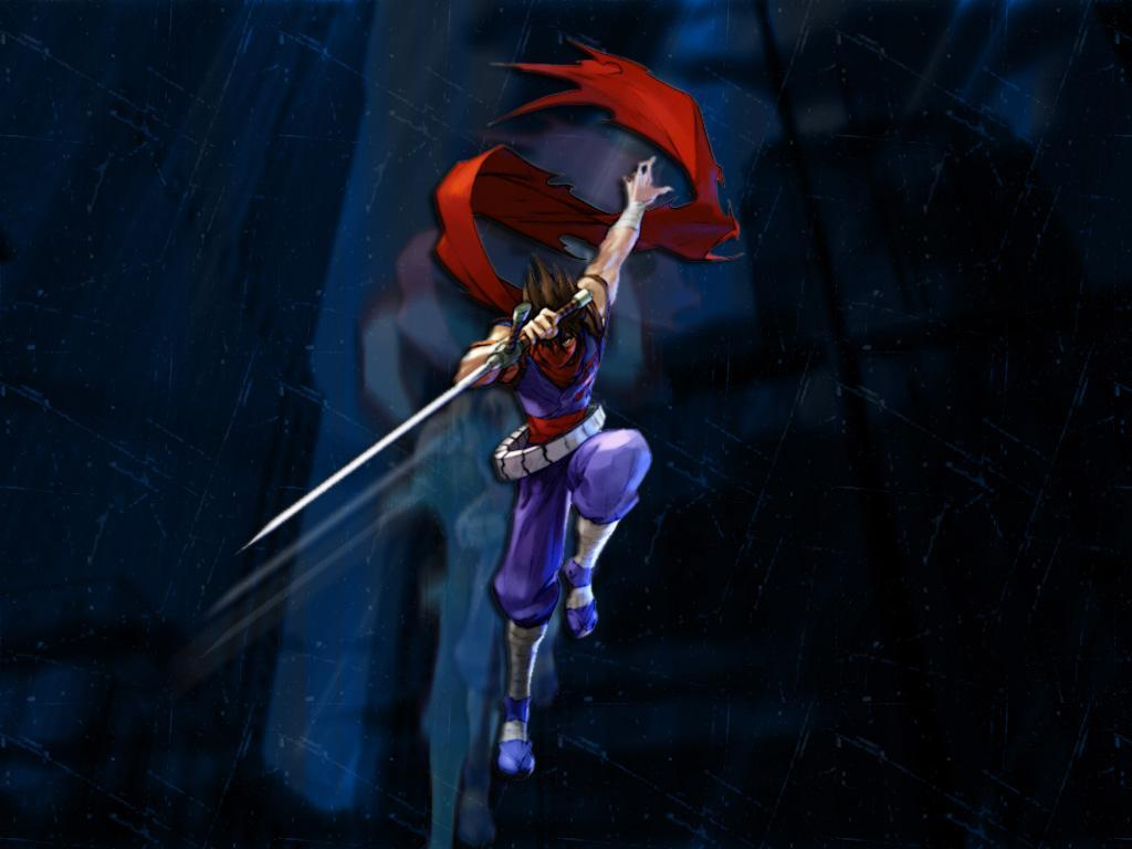 Strider Hiryu Wallpaper