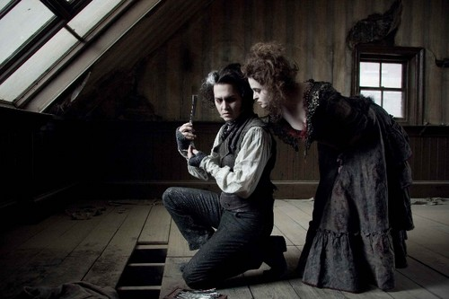 sweeney todd demon barber of fleet street - sweeney-todd Photo
