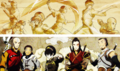the best team avatar - avatar-the-last-airbender fan art
