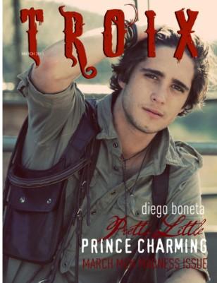 troix Magazine Diego Boneta