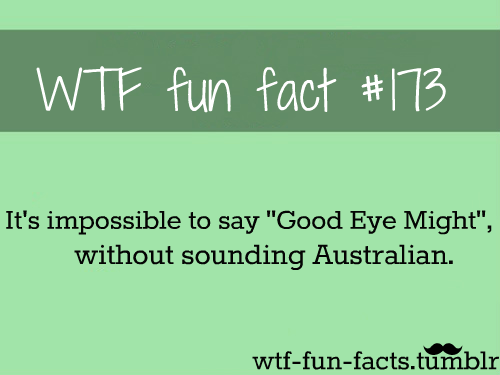 Tumblr facts random photo 31519874 fanpop for Australian cuisine facts