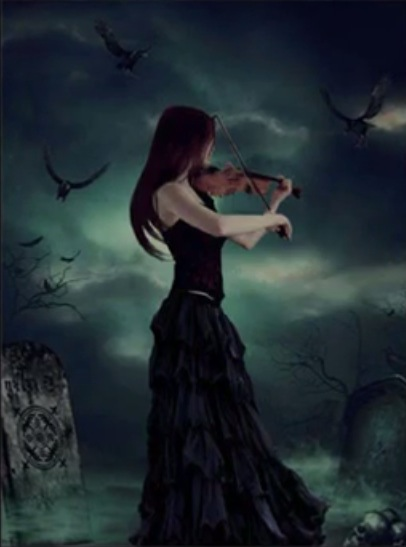 Gothic images violin wallpaper and background photos ...  Gothic images v...