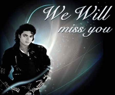 we miss you **