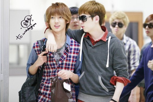 [120531] Incheon Airport back from 日本