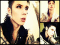black-veil-brides - ★ Andy ☆  wallpaper