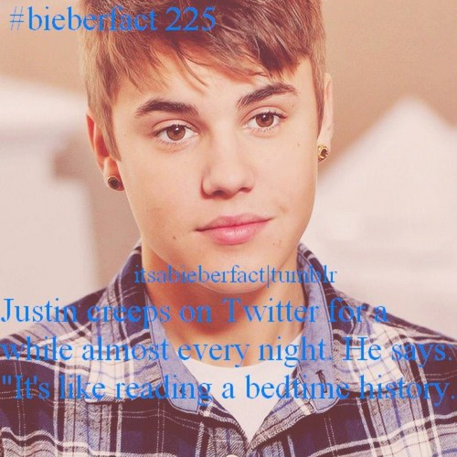 #BieberFact3- justin-bieber Photo