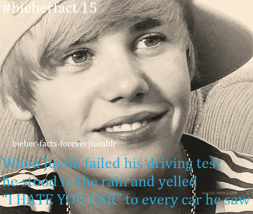 #Bieberfacts <33