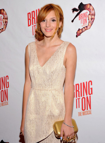 """Bring It On: The Musical"" Broadway Opening Night - Arrivals"