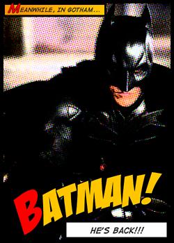 ☆ Bruce Wayne/Batman ☆