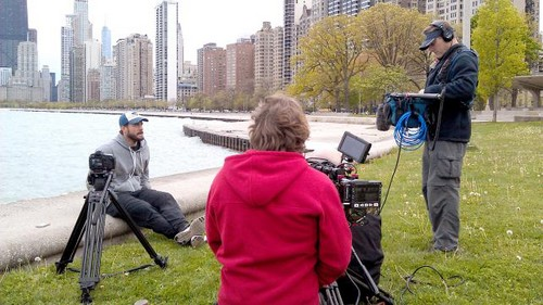 """""""CM Punk:Best in the world"""" behind the scenes"""