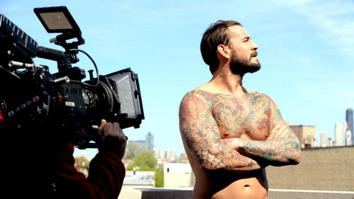 """CM Punk:Best in the world"" behind the scenes"