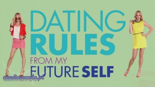 """Dating Rules from My Future Self"" - Opening credits."