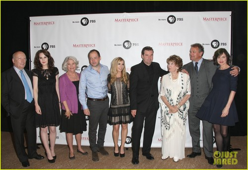 'Downton Abbey' Season 3 Cast foto First Look