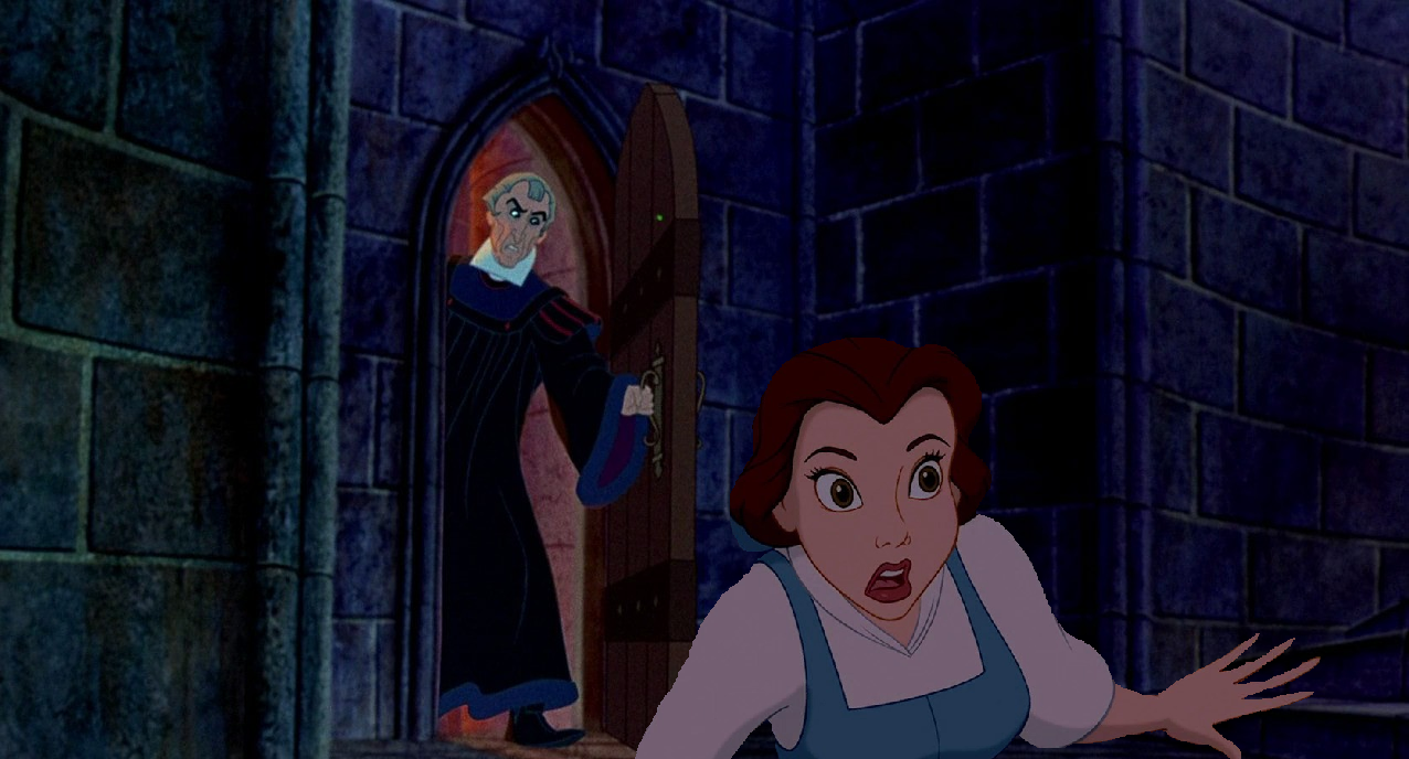 """""""Here's....Frollo!"""""""