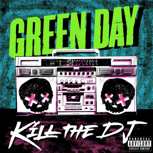 'Kill The DJ' Single Cover Artwork