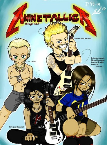 Metallica fan Art