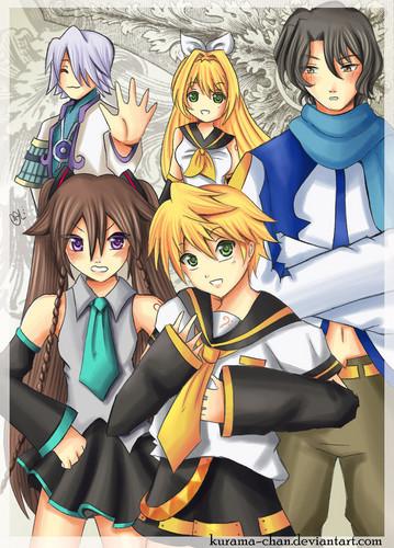 - Pandora Hearts - Vocaloid -