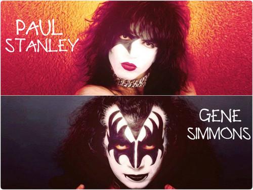 ☆ Paul & Gene ★