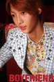 [STAFFDIARY] 1st Mini Album Love Style Fansign event (Ver 2) - Youngmin - boyfriends-k-pop photo