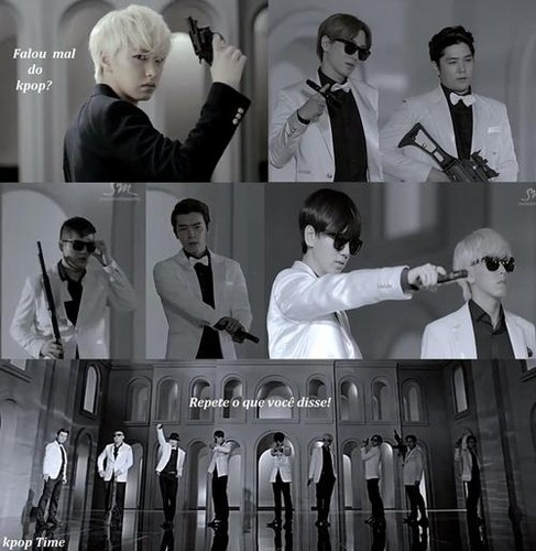 ♥Super Junior SPY!♥
