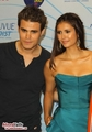 @ TCAs 2012 - paul-wesley-and-nina-dobrev photo