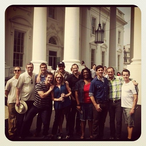 TNH goes to the White House, Washington D.C. July 26th 2012