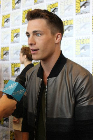 """Teen Wolf"" Press Room  - colton-haynes Photo"