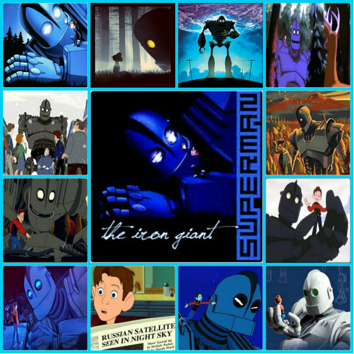 ☆ The Iron Giant ☆