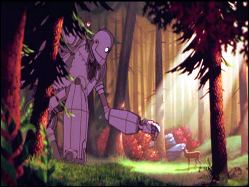 the iron giant the iron giant wallpaper 31658153 fanpop