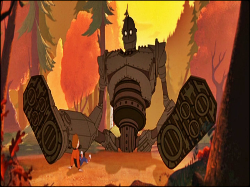 the iron giant the iron giant wallpaper 31667625 fanpop
