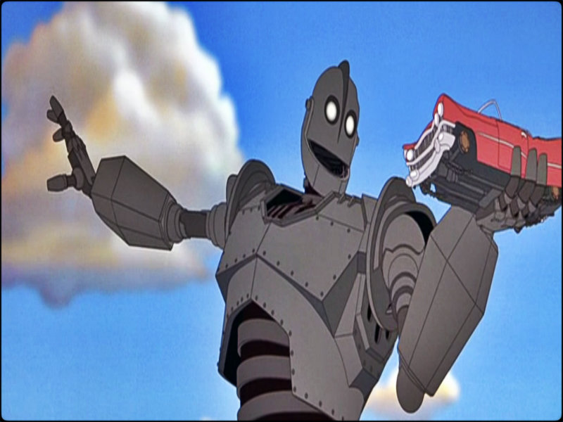 the iron giant the iron giant wallpaper 31667630 fanpop