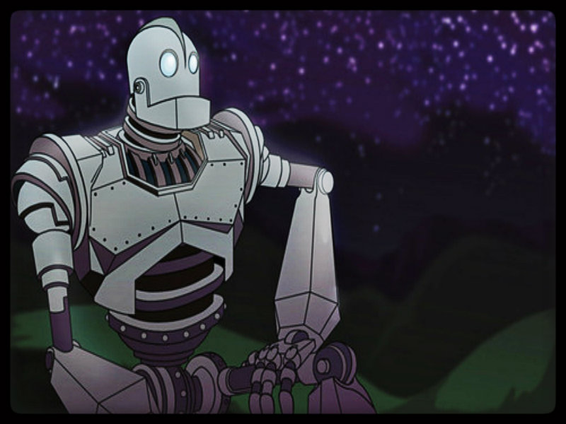 the iron giant the iron giant wallpaper 31667642 fanpop