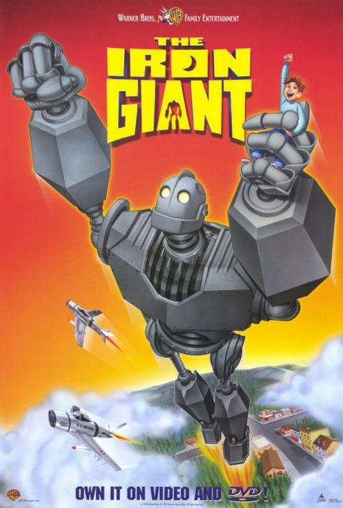Iron Giant Movie