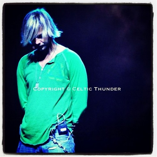 Keith Harkin wallpaper with a portrait entitled #celticthunder