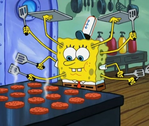 :) - spongebob-squarepants Photo
