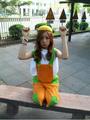 120505 A PINK Bomi's Selca Update – Like a Kindergarten Student