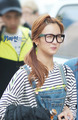 120525 Bomi On the Way to Music Bank