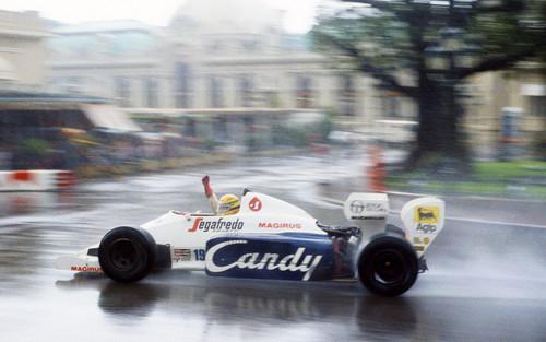 1984 Ayrton Senna Monaco