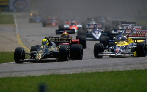 1986 Brazilian GP