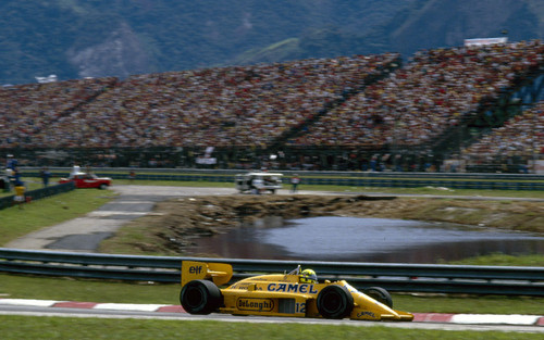 1987 Brazilian GP
