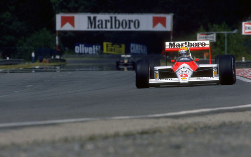 1988 Spa Wallpaper