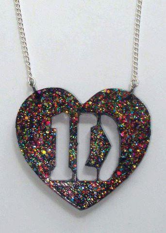 1D necklace
