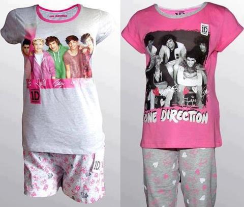 1D pajamas