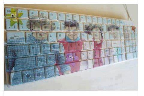 1d keyboard