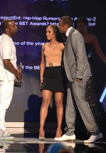 Jay Z wallpaper entitled 2012 BET Awards [July 1, 2012]