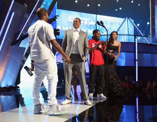 arrendajo, jay z fondo de pantalla possibly with a concierto called 2012 BET Awards [July 1, 2012]