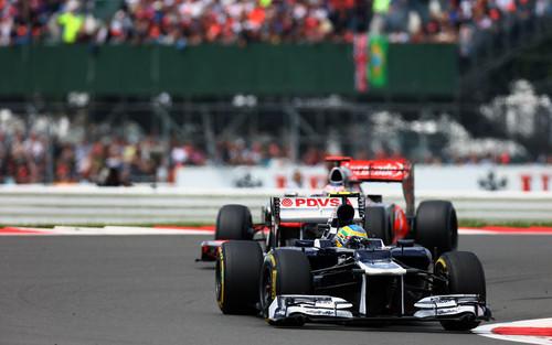 2012 British GP kertas dinding