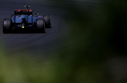 Lewis Hamilton wallpaper called 2012 Hungarian GP